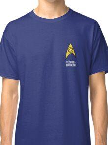 Technobabbler Classic T-Shirt