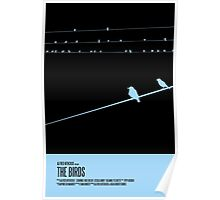 The Birds Poster Poster