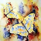 Butterfly for my daughter - by Bev  Wells