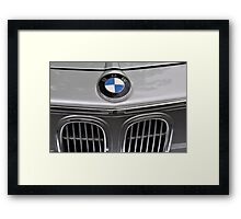 BMW 2000 CS (1969) Framed Print
