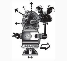 Upgraded. by Andrew Nawroski
