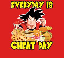 Everday Is Cheat Day - Goku T-Shirt