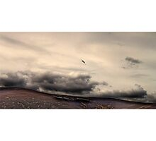 Plane in the Cairngorms Photographic Print