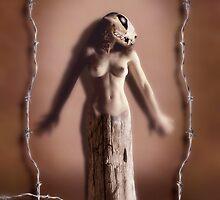 Stump Woman - Creature by Dale O'Dell