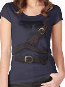 Link's Tunic Women's Fitted Scoop T-Shirt