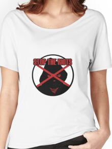 Stop The Riots Women's Relaxed Fit T-Shirt