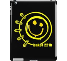 Baker 221b iPad Case/Skin