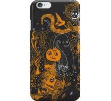 Witches Brew (midnight) iPhone Case/Skin