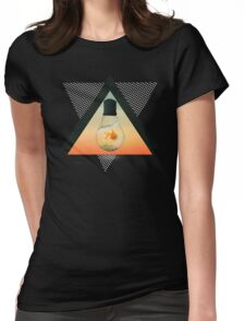 GOLD FISH  Womens Fitted T-Shirt