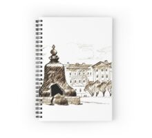old town Spiral Notebook