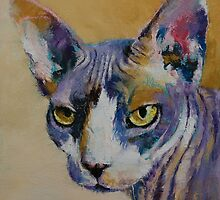 Sphynx by Michael Creese