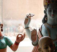 Sita and Rama by Federico Del Monte