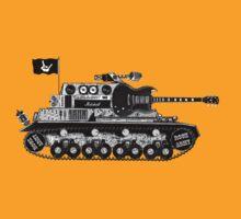 Rock Army by caffeinepowered