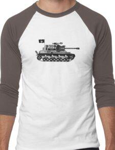 Rock Army Men's Baseball ¾ T-Shirt