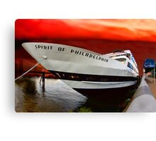 Catch the Spirit Canvas Print