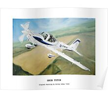 Grob Tutor Aviation Art Poster