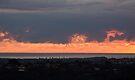 Waterspout off the Tweed coast, 31 July 2009 by Odille Esmonde-Morgan