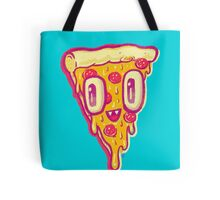 Pizza Face Buddy Tote Bag