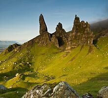 Old Man Of Storr, Skye,Highlands by jamieweeden