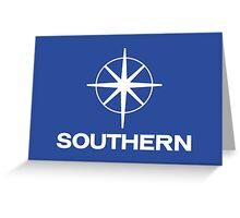 Southern Greeting Card