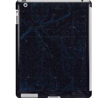 USGS Topo Map Oregon Downey Canyon 279685 1969 24000 Inverted iPad Case/Skin