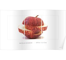 Apple Slices Poster