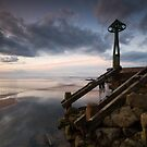 Tides out by STEVE  BOOTE