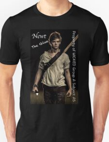 The Maze Runner - Newt  T-Shirt