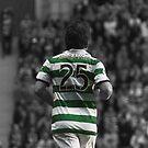 Lubomir Moravcik 25 - Celtic Legend by Vagelis Georgariou