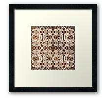 Pattern 16 Framed Print