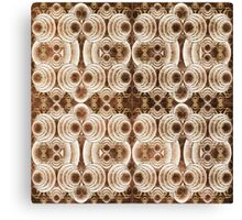 Pattern 16 Canvas Print