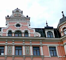 Jugendstil - house in Riga by bubblehex08