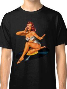 Rockabilly Goddess Classic T-Shirt