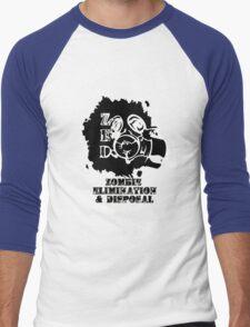 zed corp Men's Baseball ¾ T-Shirt