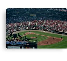 St Louis Baseball Stadium Canvas Print