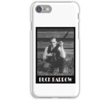Buck Barrow iPhone Case/Skin