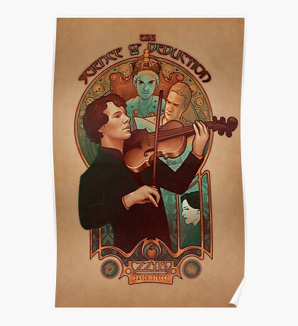 The Science of Deduction Poster