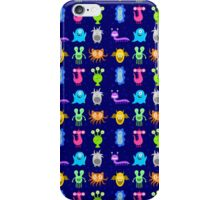 Monster Pattern iPhone Case/Skin