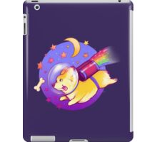 See You Space Corgi iPad Case/Skin
