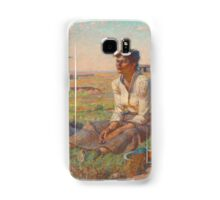 Dakota Woman Samsung Galaxy Case/Skin