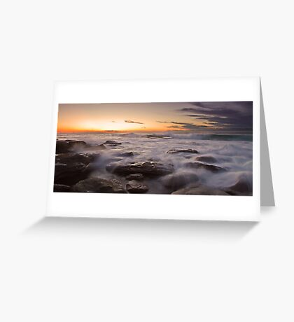 Little Bay Rising Greeting Card