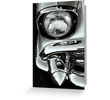 Chrome Greeting Card
