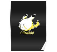 Pikaboo ! HQ Poster