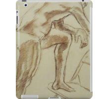 MALE FIGURE iPad Case/Skin