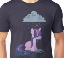 Rainy day pony Unisex T-Shirt
