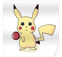 Sweet Pikachu Poster