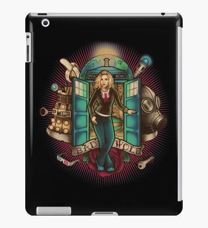 I Am The Bad Wolf iPad Case/Skin
