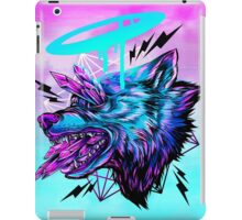 Crystal Wolf  iPad Case/Skin