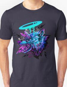 Crystal Wolf  T-Shirt