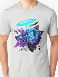 Crystal Wolf  T-Shirt